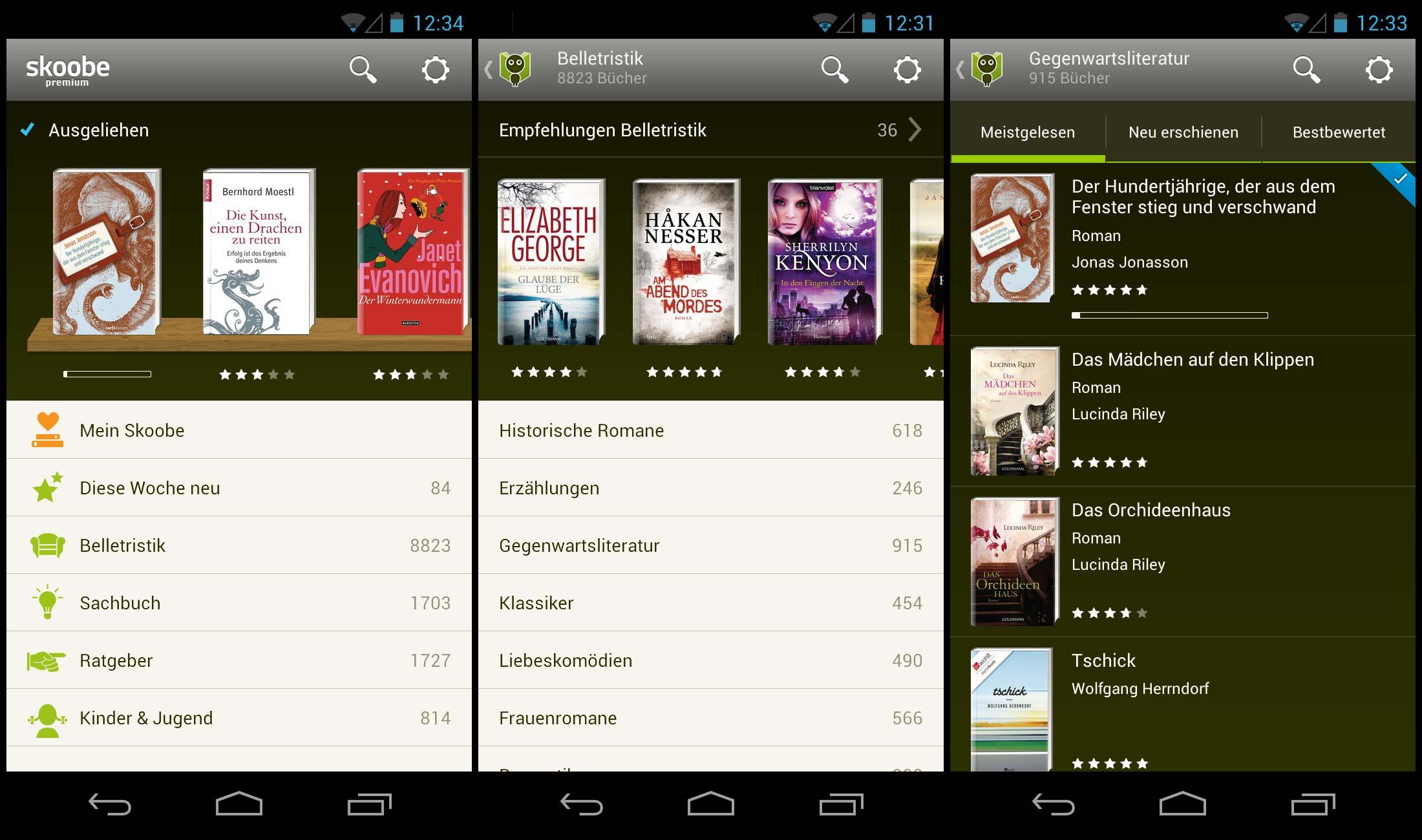 freie ebook reader