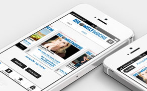 Weltwoche iPhone App